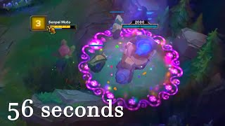 LoL Best Moments #69 Ivern Jungle fastest level 3 clear (League of Legends)