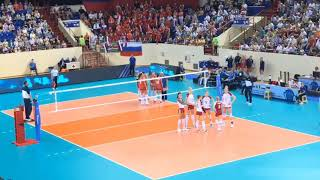 RUSSIA x POLAND Friendly Match | Governor's Cup 2019 | 2 SET