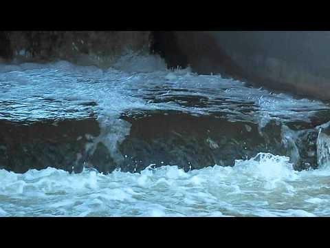 Футажи для видеомонтажа. Футажи вода. Футажи волны. Футажи для видеомонтажа: вода, волны