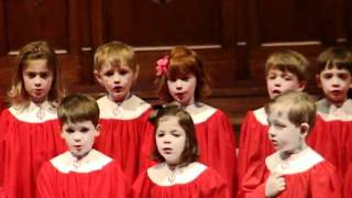 Recipe of a Loving Family - Sonshine Choir, May 2011