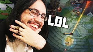 Imaqtpie - OLYMPIC FOUNTAIN DIVING WITH KOG