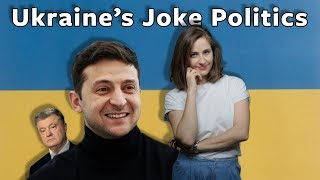 #ICYMI: Ukraine's president-elect proves that politics is a joke, and voters know it
