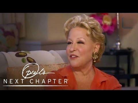 The Wind Beneath Bette Midlers Wings  Oprahs Next Chapter  Oprah Winfrey Network