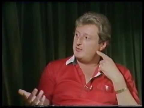 Eric Bristow talks about his first spell of Dartitis - 1989 Cockney Classic