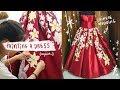 I PAINTED SOMEONE'S WEDDING DRESS | Ciara Gan
