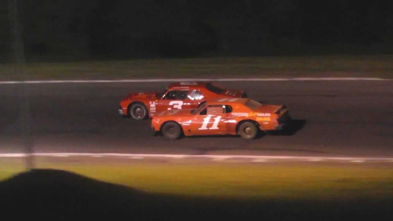 Wicked Good Vintage Racing @ Star: Features 6/9/2012 - YouTube