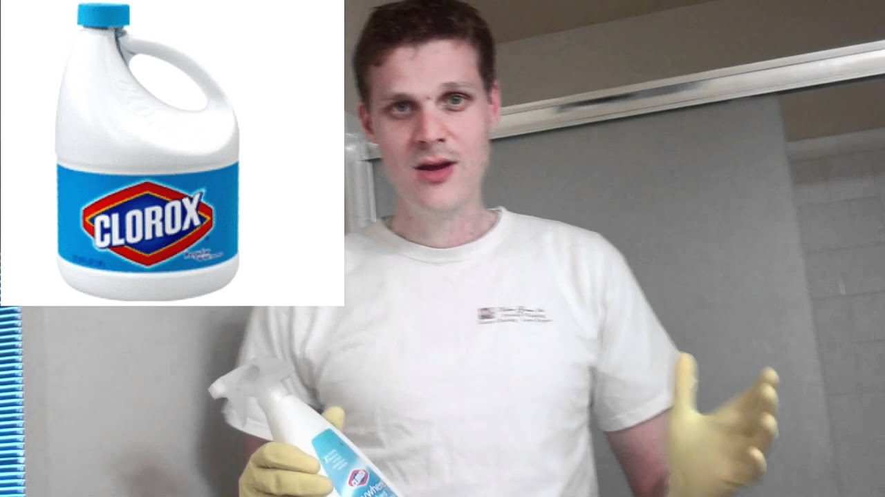 Charmant How To Clean Grout With Bleach   YouTube