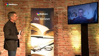 #EifelDreiTV #Vorleser Lutz Kreutzer
