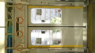JR 学研都市線 扉 閉 鴫野駅~京橋駅