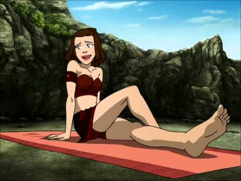Ty Lee vs. Sokka & Suki - What makes you beautiful