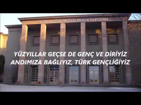 Ankara Hukuk Fakültesi 1975 Mezunları Marşı