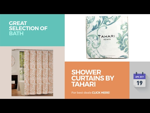 Shower Curtains By Tahari Great Selection Of Bath Products