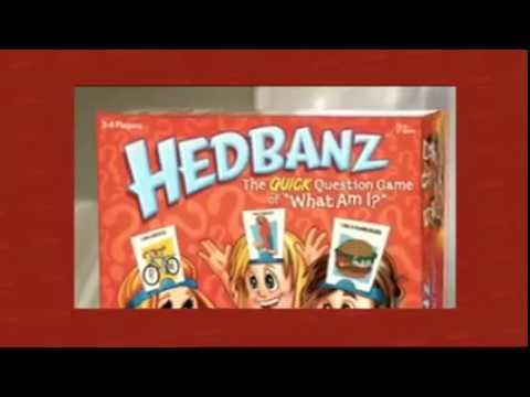 Juego De Mesa Hedbanz Adivina Que Pienso De Bizak Youtube