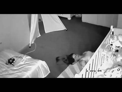Երբ հայրը ստուգում էր տեսախցիկները, նկատեց, որ կինը պառկած է հատակին՝ երեխայի ննջասենյակում.