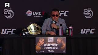 UFC 225: Colby Covington Calls Out Tyron Woodley for Unification Bout