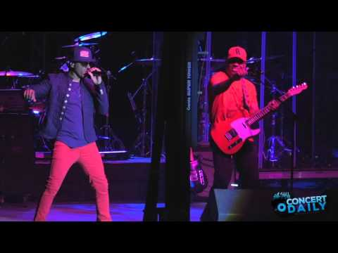 Mint Condition performs