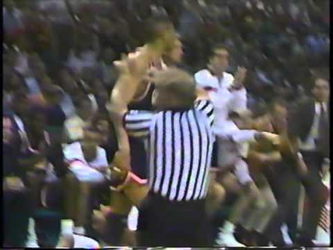03/11/1990 ACC Final:  Virginia Cavaliers vs.  #14 Georgia Tech Yellow Jackets