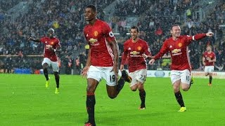 Marcus Rashford Goal Vs Hull City 0-1 Manchester United (English Commentary) 27/08/16 HD