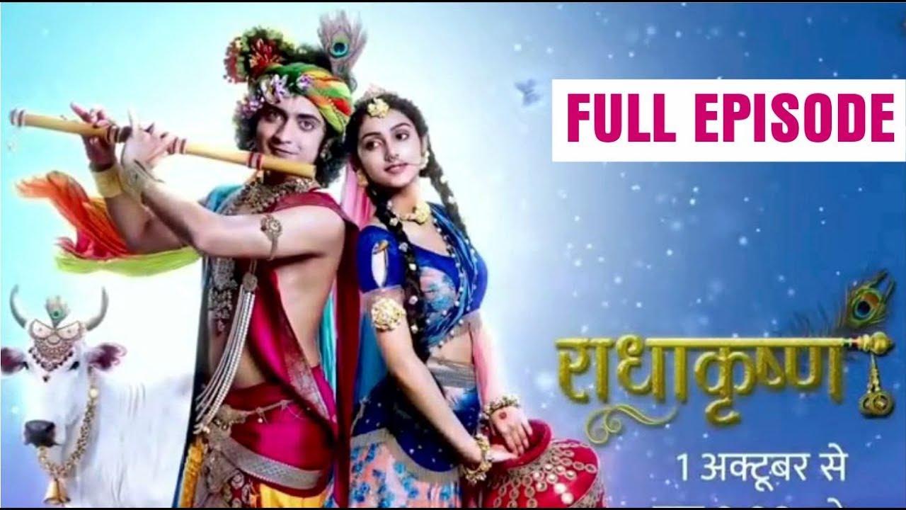 """Radha Krishna"" Serial Full Episode 1st October 2018 | Star Bharat"