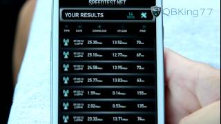 Sprint 4G LTE Speed Tests_ Samsung Galaxy S III vs Galaxy Nexus vs HTC EVO 4G LTE