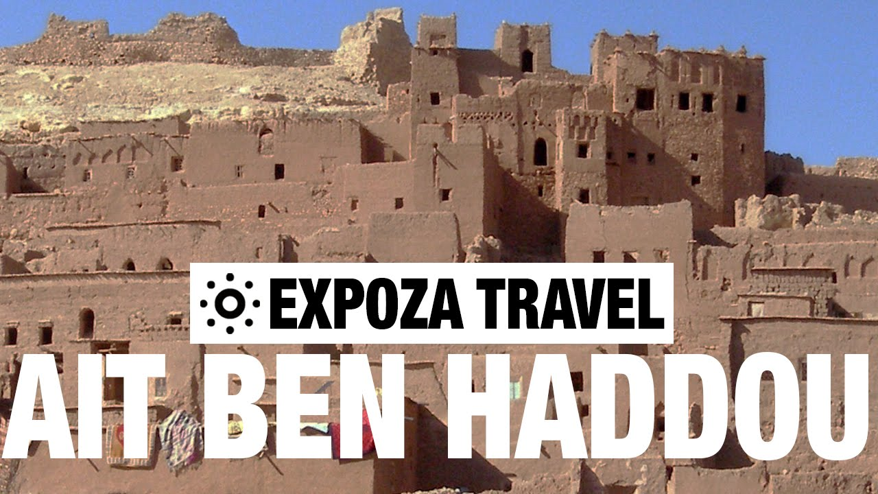 Download Ait Benhaddou Vacation Travel Video Guide