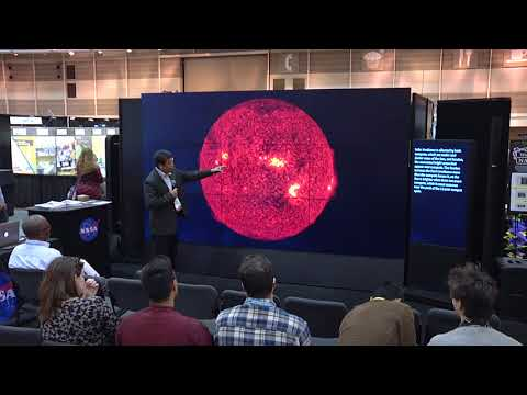 NASA's TSIS-1: Tracking Solar Energy Input to Planet Earth by Dong Wu