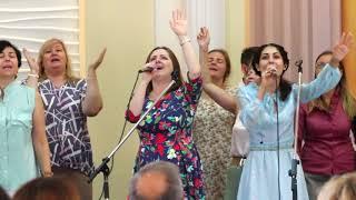 Прославление церкви Слово Жизни Москва юг