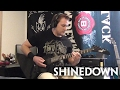 Shinedown - Cry for Help (guitar cover)
