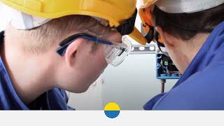 Vattenfall bildet aus - Ausbildung zum Elektroniker für Automatisierungstechnik