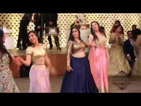 Wedding Bells Best Indian Wedding Reception Dance 2017 Bollywood