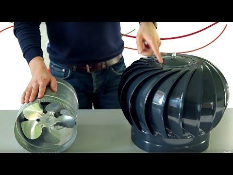 Турбодефлектор или электрический вентилятор? Что выбрать? Вытяжная вентиляция. Приточная вентиляция