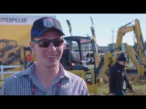 Cat® Next Generation Mini Excavators – Cat Equipment Customer Testimonials