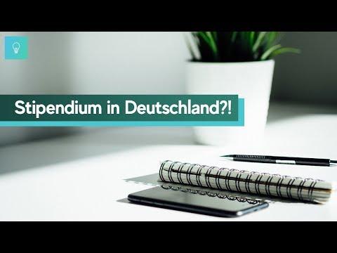 Stipendium In Deutschland? Geld, Bewerbung, Tipps | BrainGain