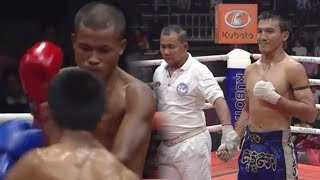 រិទ្ធ​ អាទិត្យ Rith Atith Vs (Thai) Kaoreanthorng, 07/December/2018, BayonTV Boxing