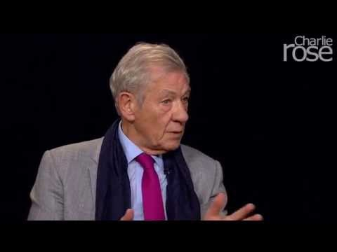 """Say You're Proud. Then Say You're Sorry."" McKellen on Turing (Dec. 14, 2015) 