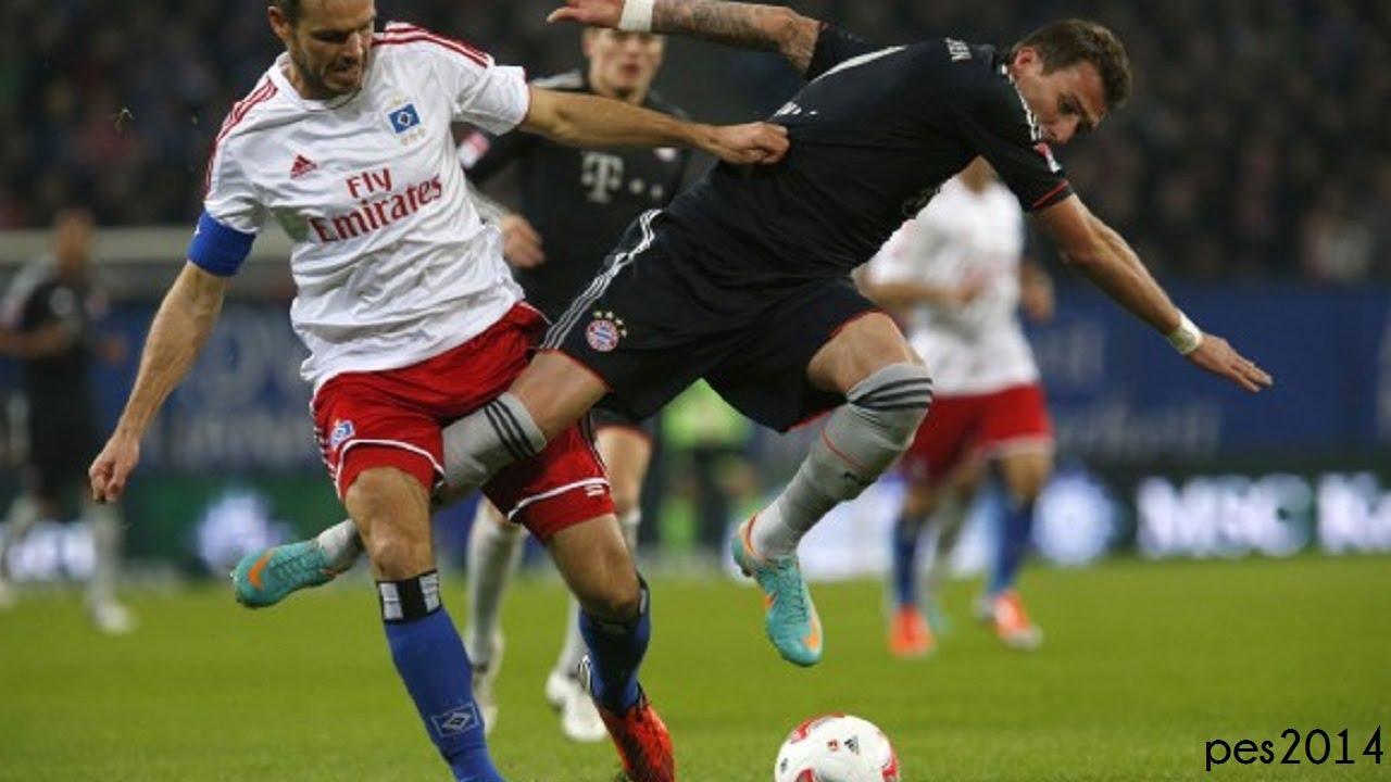Hamburg Bayern Pokal