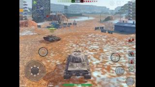 World of Tanks Blitz: моя трансляция с помощью DU Recorder!