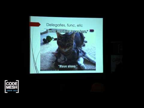 Andrea Magnorsky - Hidden Gems of Everyday Game Development with C#