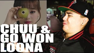 "LOONA(Chuu & Go Won) - ""Heart Attack"" and ""One&Only"" MV Reaction - Stafaband"