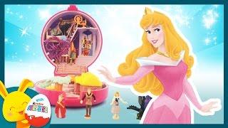 Aurore la belle au bois dormant - Jouet et Histoire Polly Pocket - Touni Toys