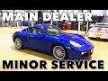 Porsche Main Dealer Minor Service | Cayman S 987.2