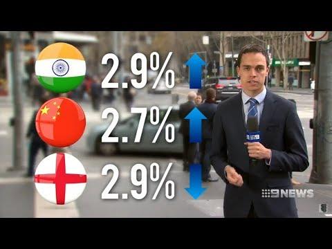 Nine + Seven News. Census Update (Billion Pop Nations, Take Over)(Goyim Agenda)