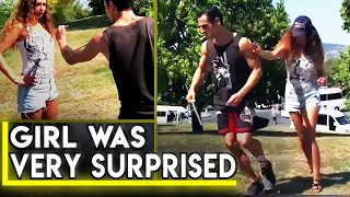 GIRL WAS VERY SURPISED I Funny Fails Compilation (September2020)  | Comedy Herd