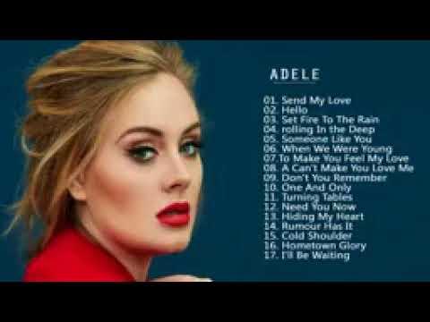 ~ As melhores Músicas De (Adele) 2018!
