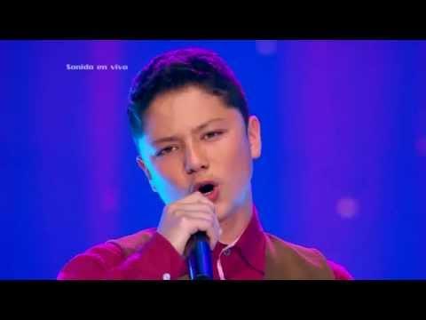 Ferlem cantó Sin ti de T. Evans y p. Ham – LVK Colombia – Audiciones a ciegas – Cap 16 – T2
