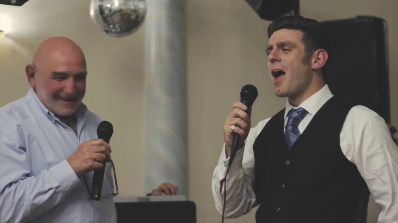 dad gives son marriage advice touching wedding speech funny