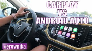CARPLAY o ANDROID AUTO | Comparativa en Español