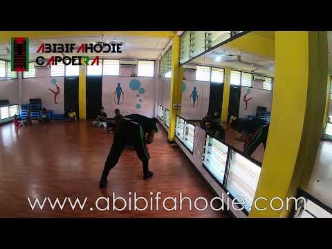 Abibifahodie Capoeira November 9th and 16th