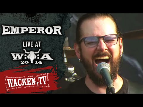 Emperor - 2 Songs - Live at Wacken Open Air 2014