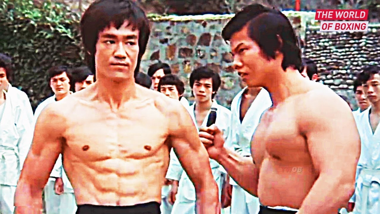 The Forgotten Fight of Bruce Lee - YouTube